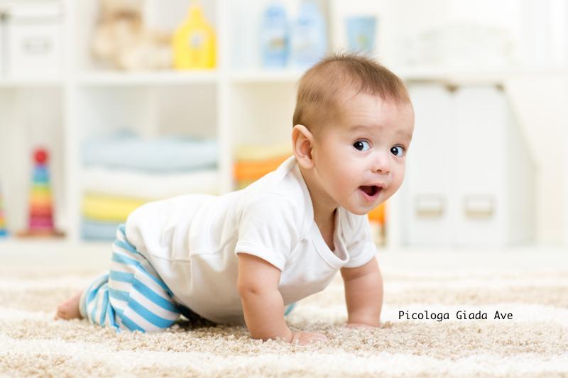 Intelligenza emotiva allenare tuo figlio dai 6 agli 8 mesi. Dr.ssa Ave Psicologa San Donà di Piave.