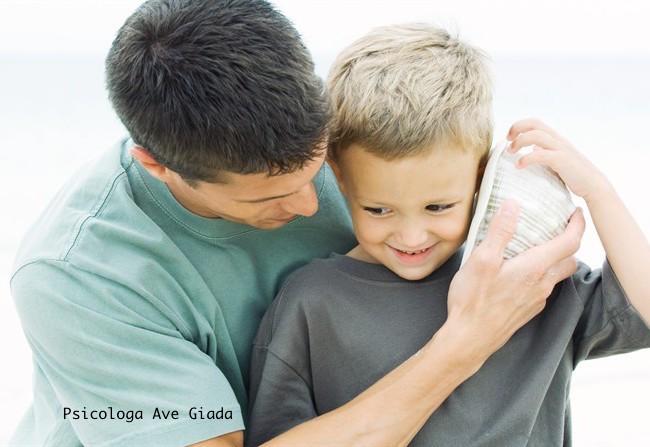Strategie per allenare un figlio all'intelligenza emotiva dai 4 ai 7 anni