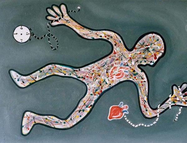 Ansia di Atlante: stress, ritmi veloci e incertezza