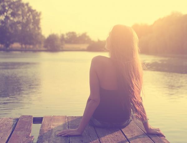 Ricominciare dopo la fine di un amore: la magia del sacco vuoto